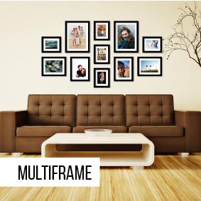 Multiframe készítése