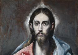 El Greco - The Saviour of the World