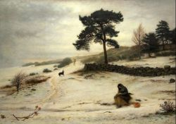 Millais - Blow Blow Thou Winter Wind