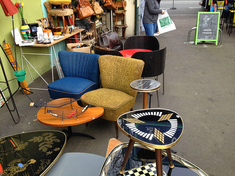Mid-Century-Furniture-Paris-France-Flea-Market-Vintage