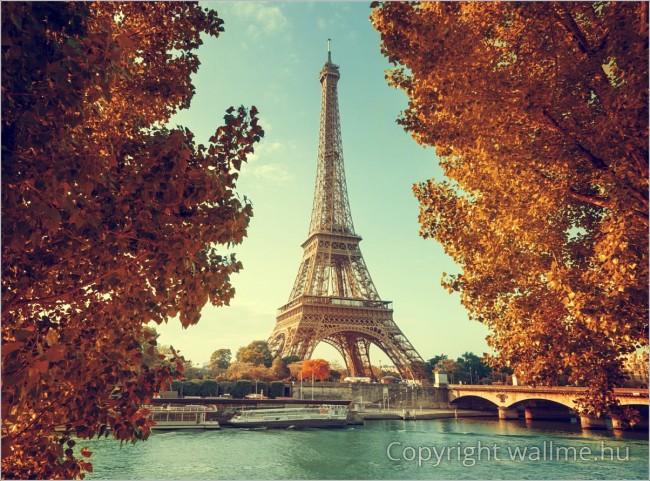 Párizs őszi fotó