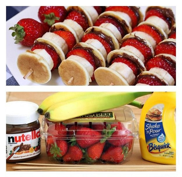 Best-Kids-Party-Ideas-Nutella-Mini-Pancake-Kabobs (2)