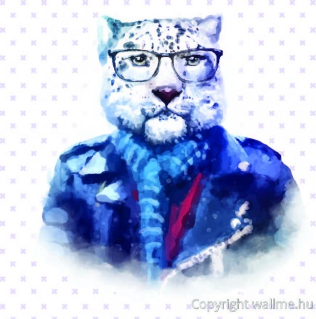 hipszter_leopard_portre