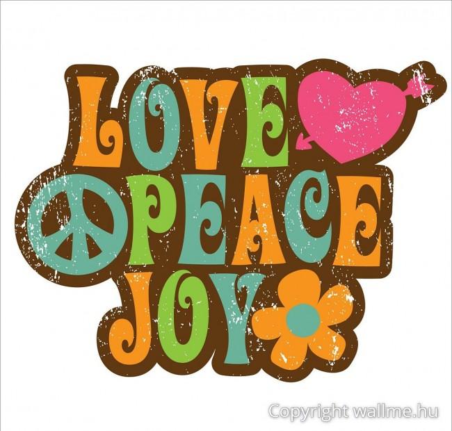szeretet-béke-öröm