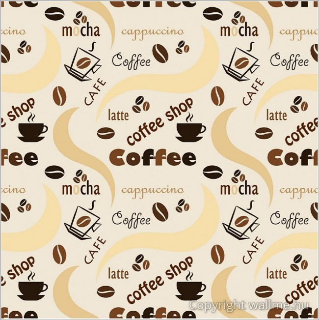 coffe_tapeta