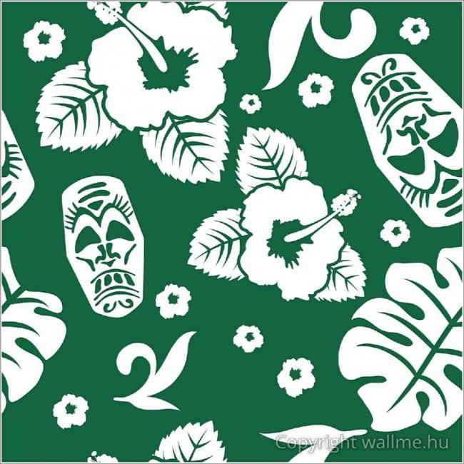 Hawaii mintás tapéta