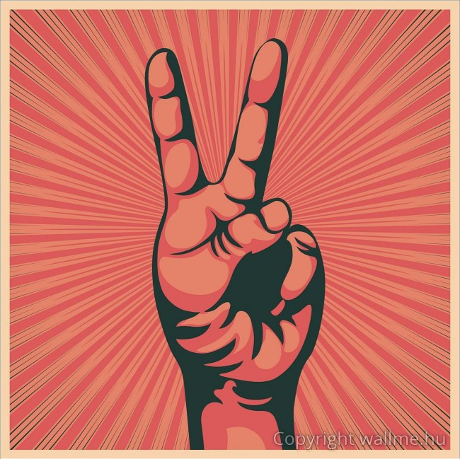 Kézjel- béke