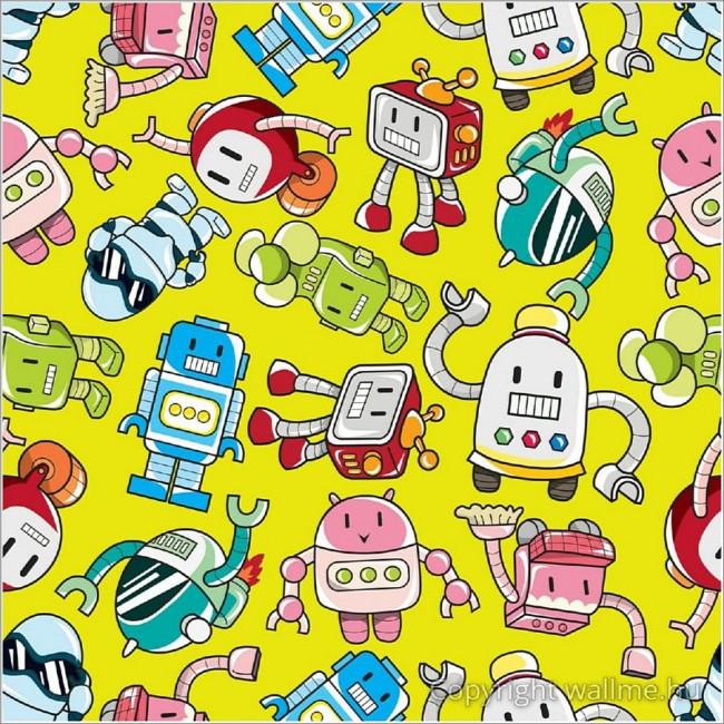 Robotok tapéta II.