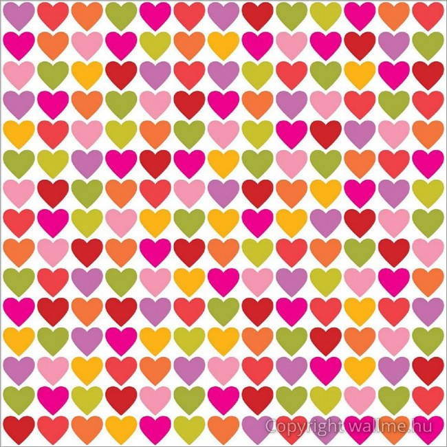 Színes szívek