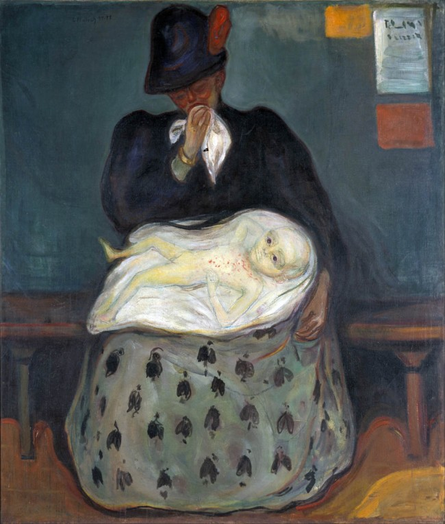 Munch - Inheritance