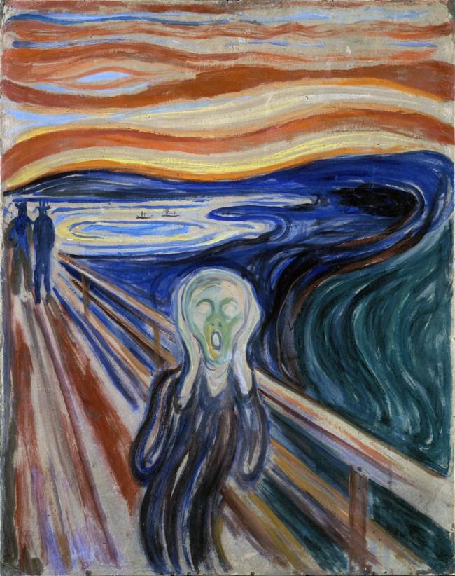 Munch - The Scream