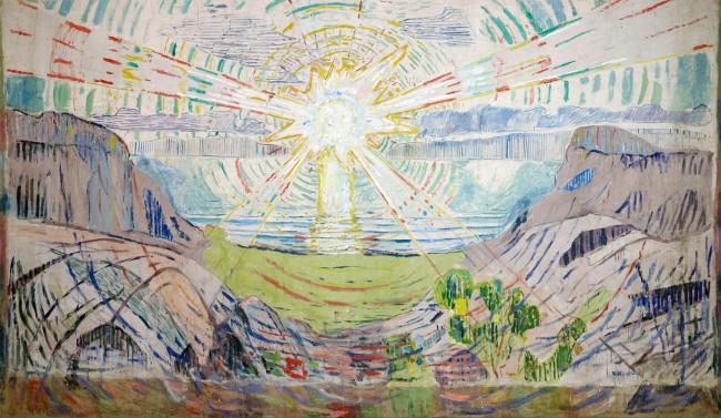 Munch - The Sun